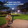 Thể Dục Thể Thao 1888 - Hang Oliver