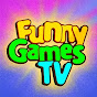 youtube(ютуб) канал Funny Games TV