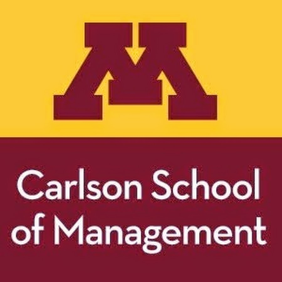 Carlson School Of Management - Carlson School of Management - YouTube - The Carlson School of Management at the University of Minnesota offers seven   degrees for more than 5000 current students. An alumni body of over 50000 cont  ...