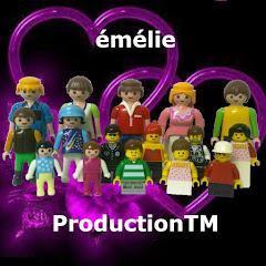 youtubeur Émélie ProductionTM