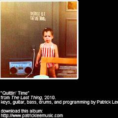 Patrick Lee - Topic