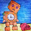 robot work