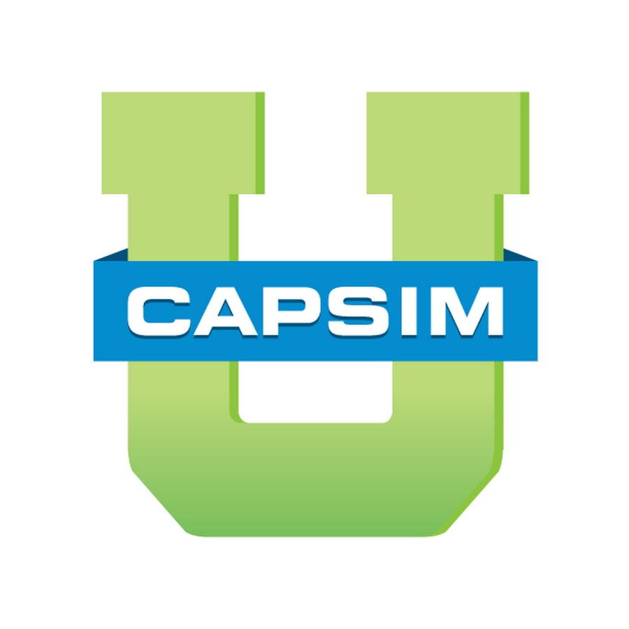 learnings from capsim simulation