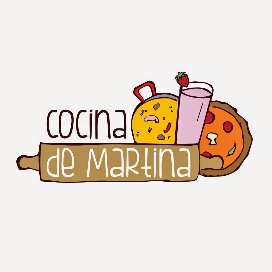 Cocina de martina youtube for Youtube videos de cocina