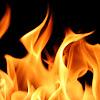 Lewiston Burning