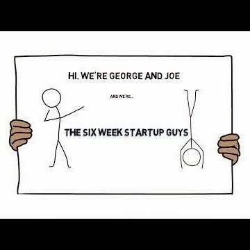 Six Week Startup Guys