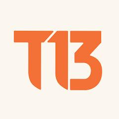 T13 logo