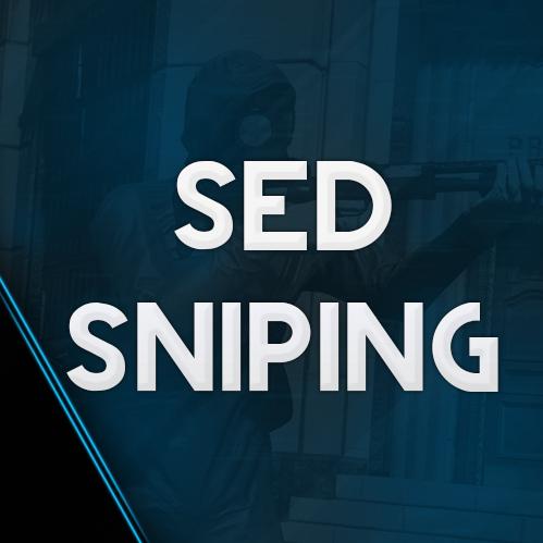SedSniping