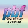 Purvi Beauty & Fashion