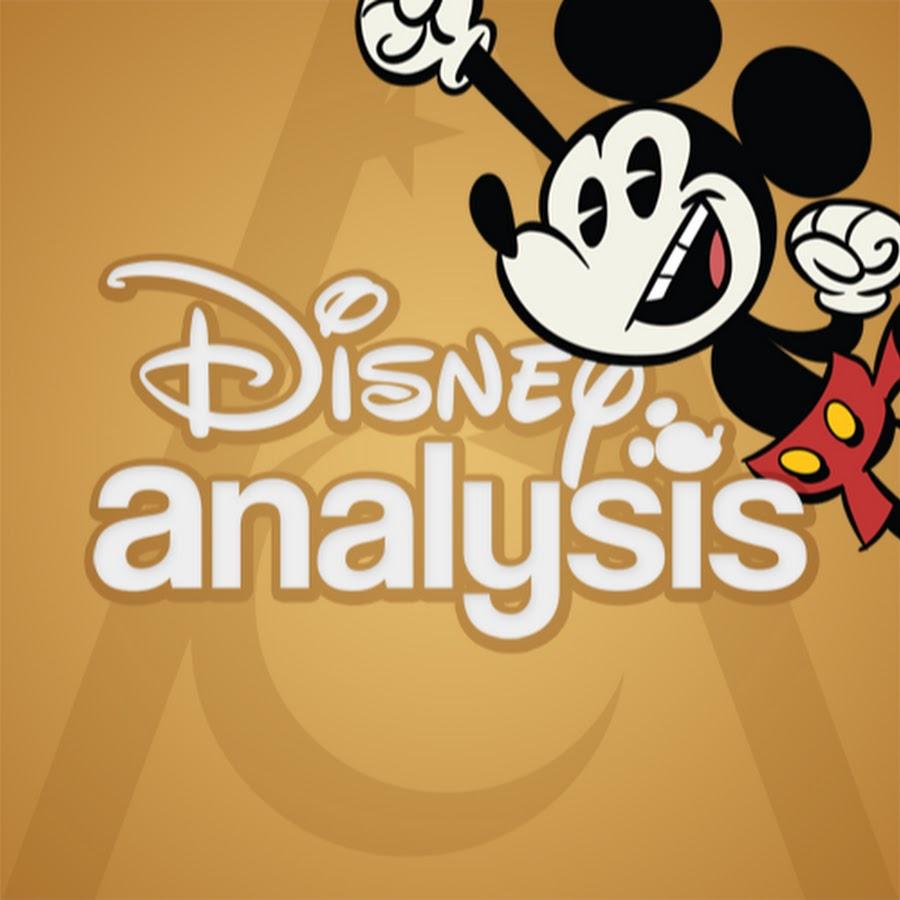 analisis disney