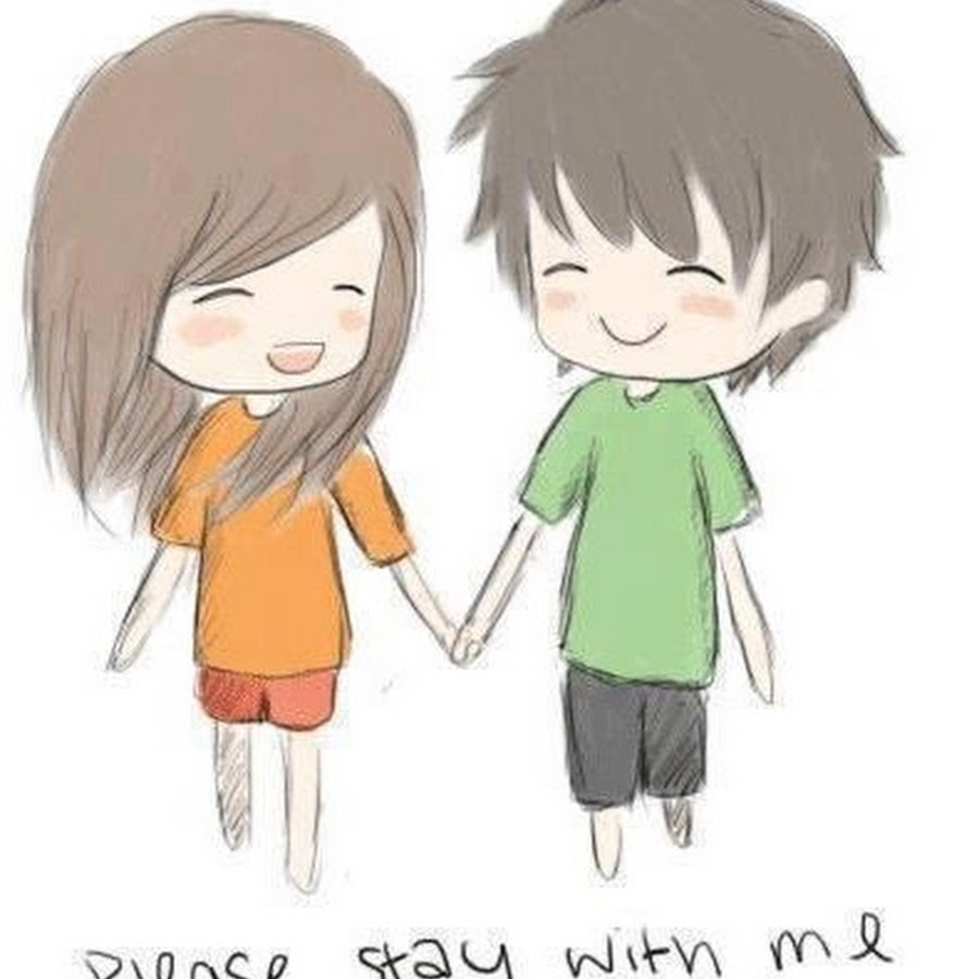 Chibi Best Friends Boy And Girl Www Imgkid Com The Anime Friends Boy And