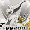rabidarceus200