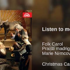 Prague Madrigal Singers and Orchestra, Kvinteto zobcových fléten, Mir... - Topic