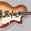 Hofner Guitars