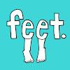 feet blading