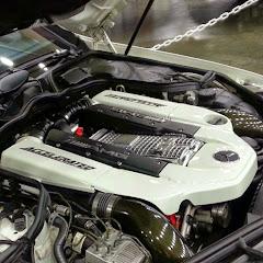 Diy change serpentine poly v drive belt and tensioner o for Poly v belt for mercedes benz