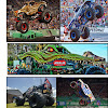 Razinkane Monstertrucks