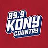 99.9 KONY Country