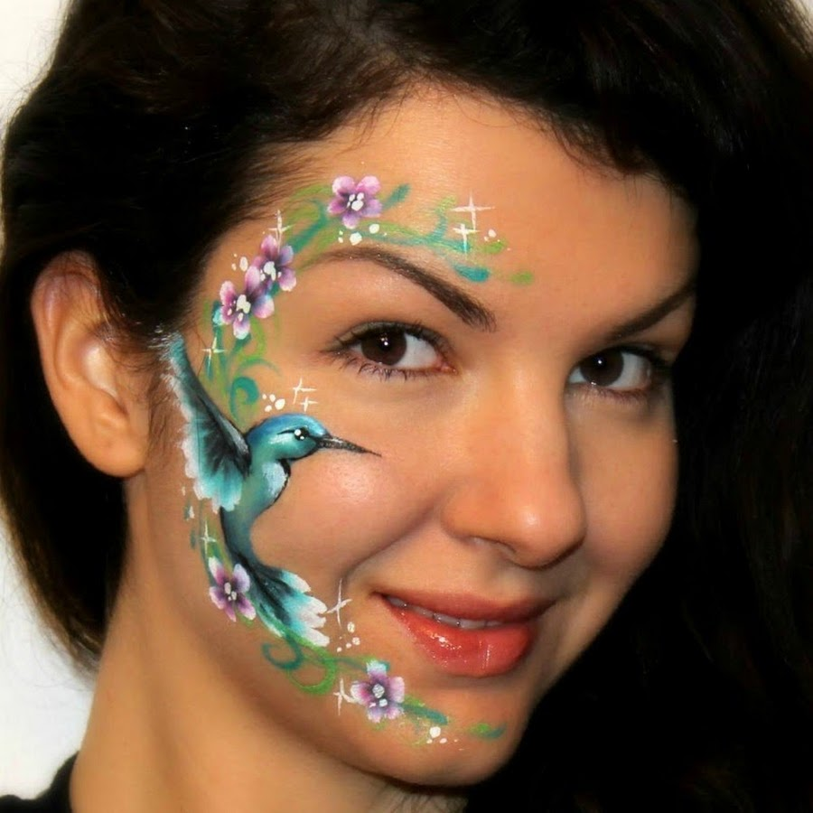 Popular Face Painting Designs