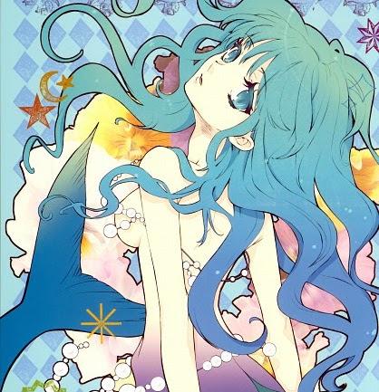 RealAqua Mermaid