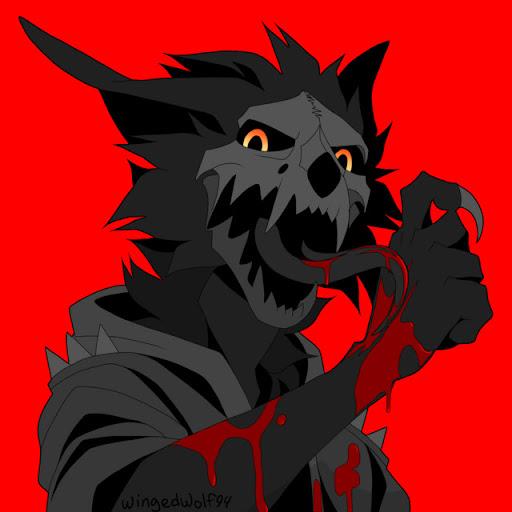 zanuffshadow demonwolf