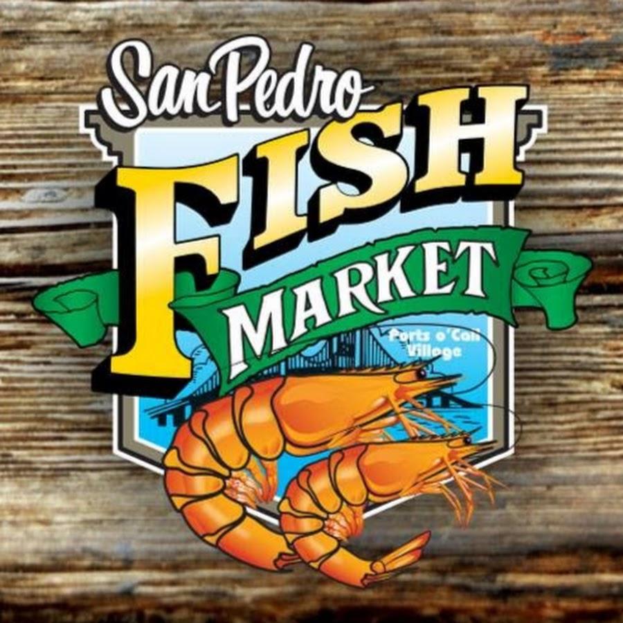 San pedro fish market youtube for Fish market san pedro