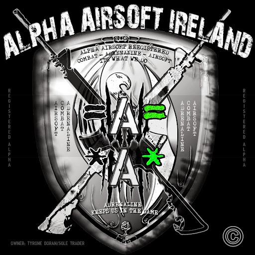 Alpha Airsoft Ireland