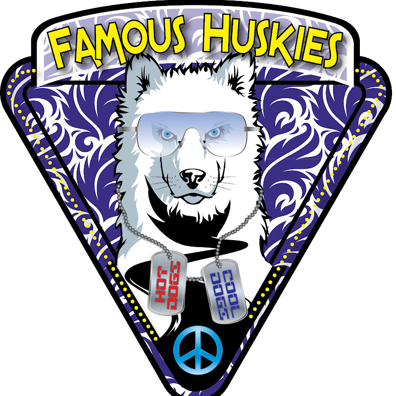 Famous Huskies