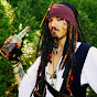 Leonardo (Johnny Depp cosplay)