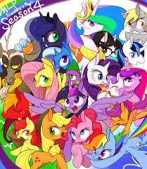Pony Bé Nhỏ Tình Bạn Diệu Kỳ 4 -My Little Pony Friendship is Magic SS4