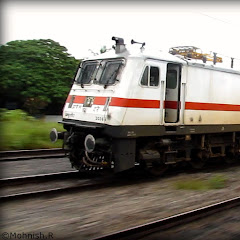 Indian Train Journeys