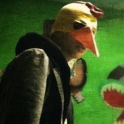 Sorprendente Hombre Pollo