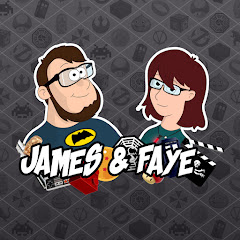 youtubeur Faye et James : l'amicale du geek
