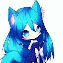 LunaTheWolfLoveBlue
