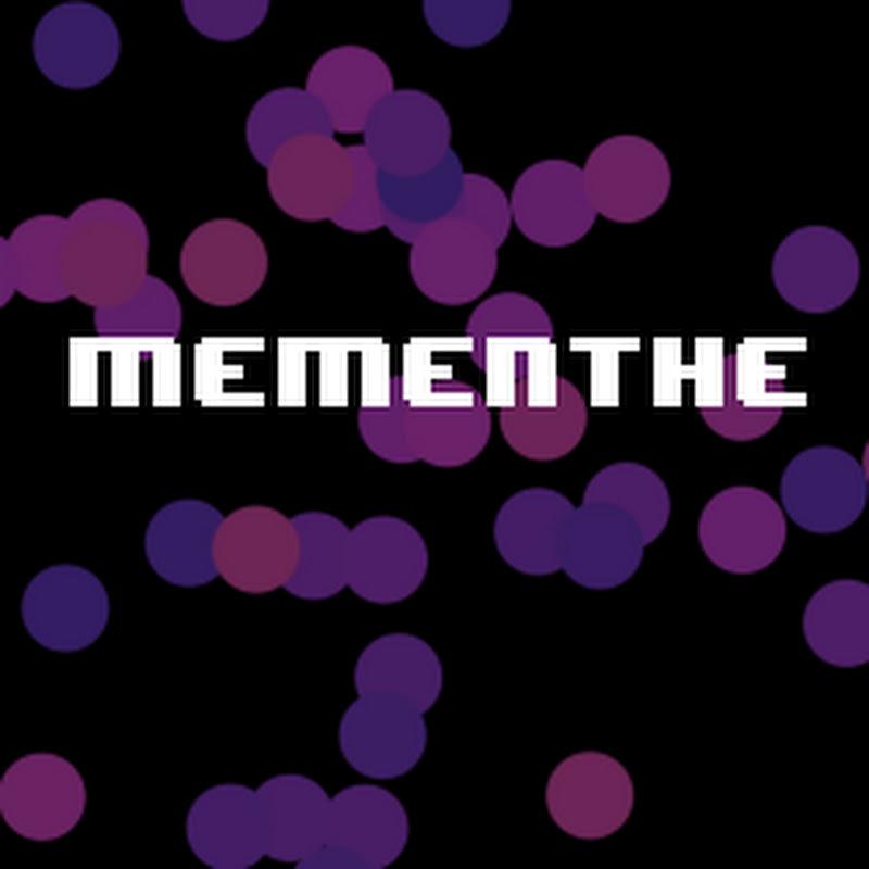 youtubeur Mementhe