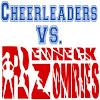 Cheerleaders vs. Redneck Zombies