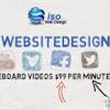 iSO Website Design