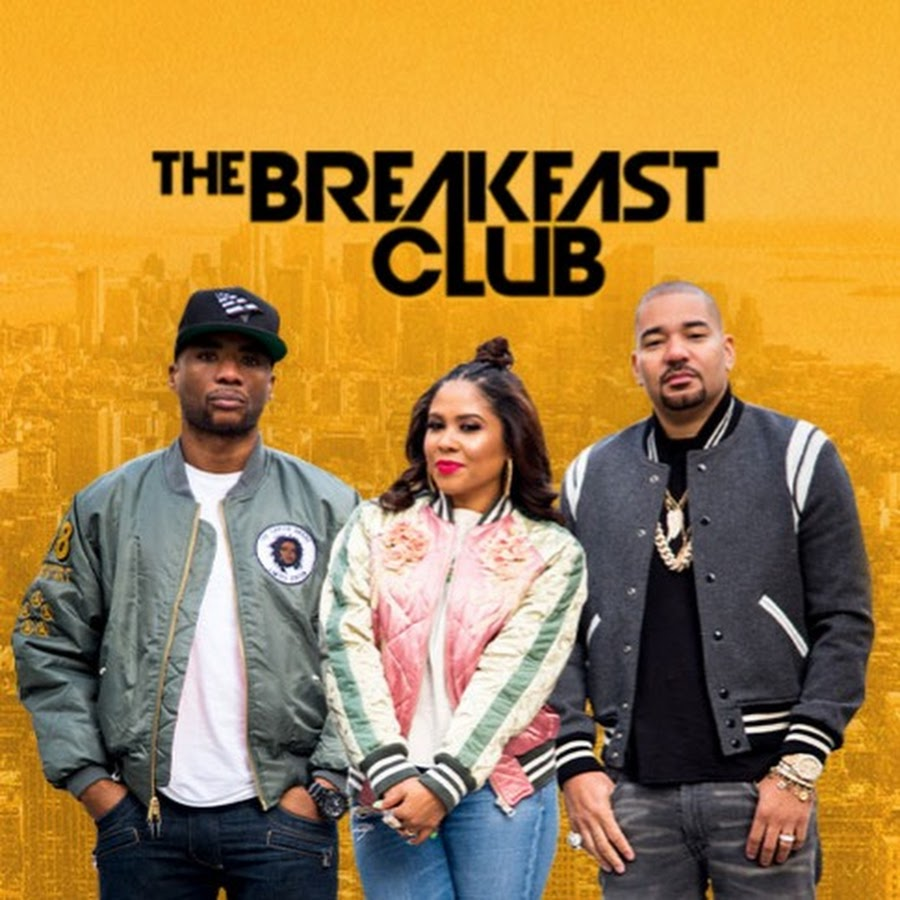 Image result for The Breakfast club radio show
