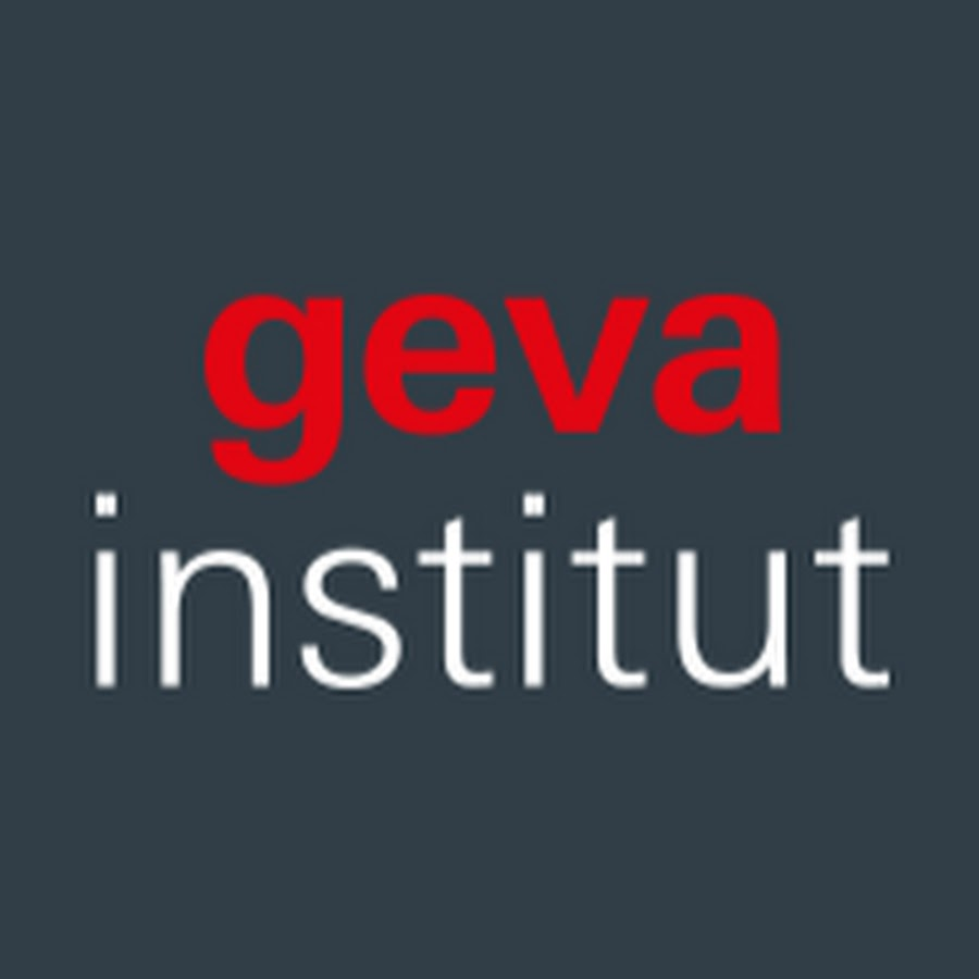 Thumbnail of https://www.youtube.com/user/gevainstitut