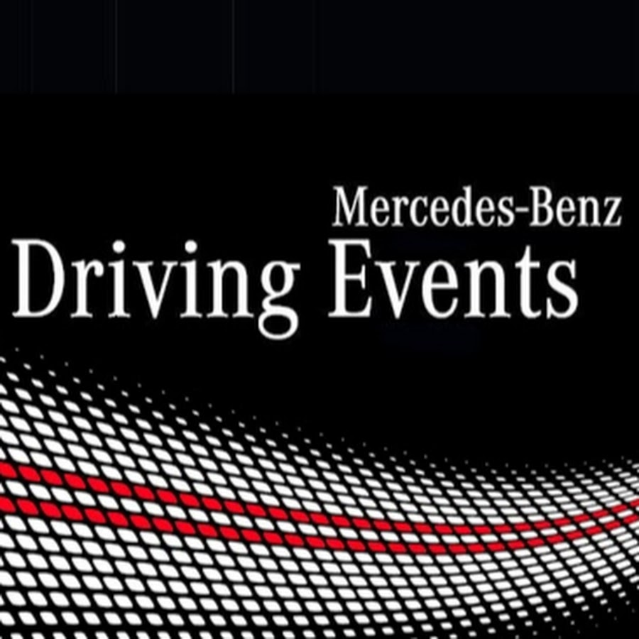 Mercedes benz driving events youtube for Mercedes benz events