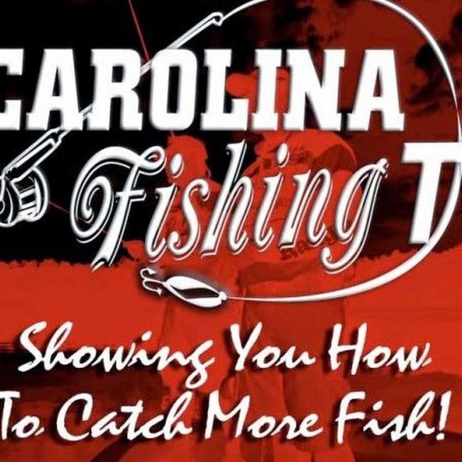 Carolina fishing tv youtube for Carolina fishing tv