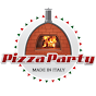 Wood fired pizza oven Pizza Party