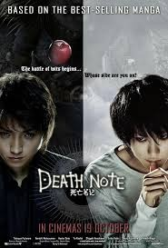Quyển sổ tử Thần -Death Note Live Action