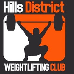 Hills District Weightlifting Club