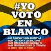 Voto en Blanco - Colombia