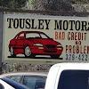 Tousley Motors, Inc