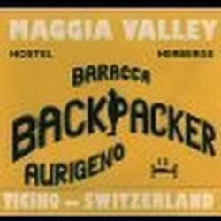 Baracca Backpacker Aurigeno