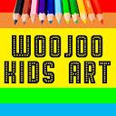 우주아트 Woojoo kids art Drawing
