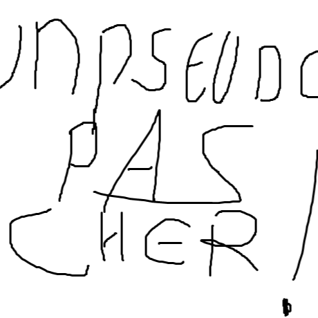 UnPseudo PasCher