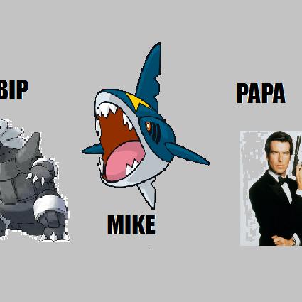 BipPapaMike